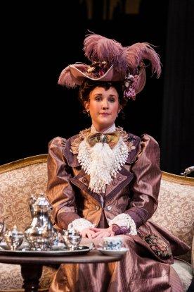 The Duchess in Lady Windermere's Fan